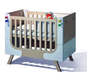 giường đa năng trẻ em