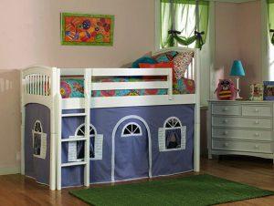 giường tầng đa năng 2 giường đơn