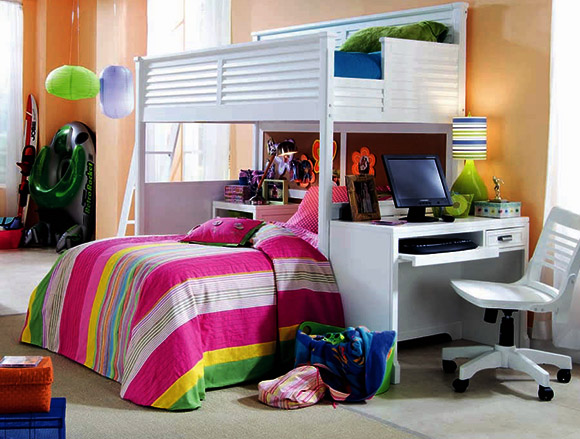 giường tầng đa năng giá rẻ