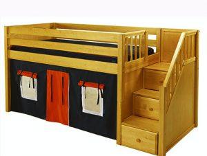 giường tầng đa năng với 2 giường đơn
