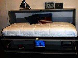giường đôi đa năng