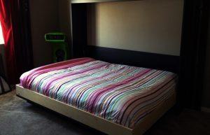 giường đa năng gọn