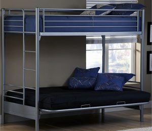giường đa năng sử dụng nệm nhẹ