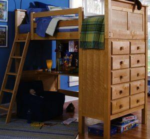 giường tầng đa chức năng