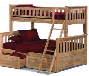 giường tầng đa năng đôi