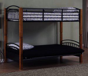 giường tầng đa năng cho nệm nhẹ