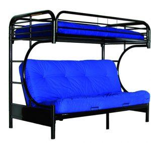giường tầng đa năng dùng nệm nhẹ